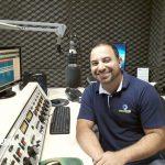 Coordenador Artístico, produtor de áudio, DJ, programador musical e apresentador do programa Onda Rural.