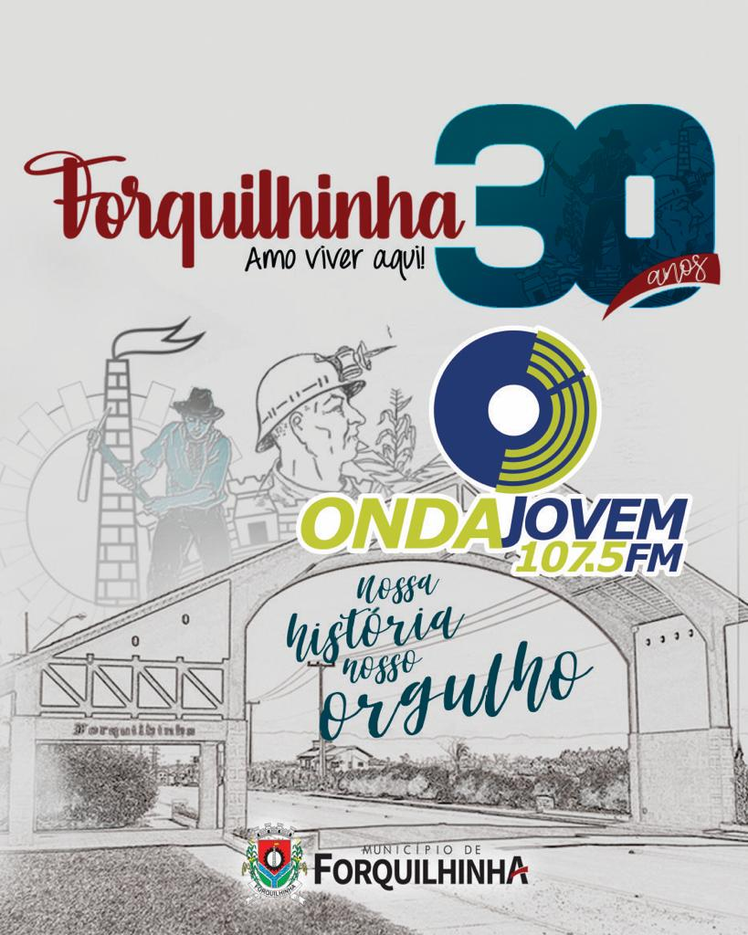 A RÁDIO ONDA JOVEM FM FAZ PARTE DESSA HISTÓRIA